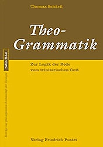 Theo-Grammatik: Thomas Schärtl