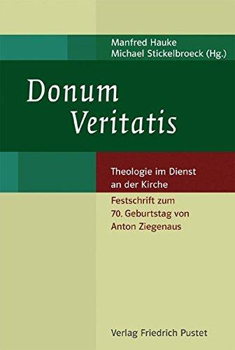 Donum Veritatis: Manfred Hauke