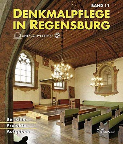 9783791722344: Denkmalpflege in Regensburg: Berichte - Projekte - Aufgaben 11