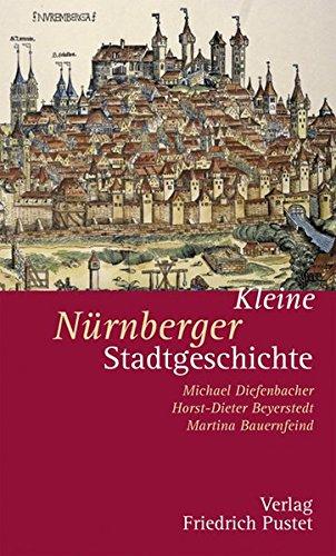 9783791722436: Kleine Nürnberger Stadtgeschichte