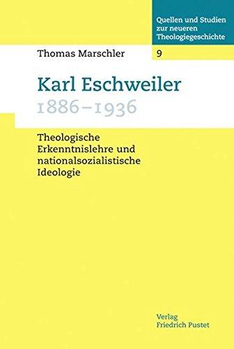 9783791723204: Karl Eschweiler (1886-1936)