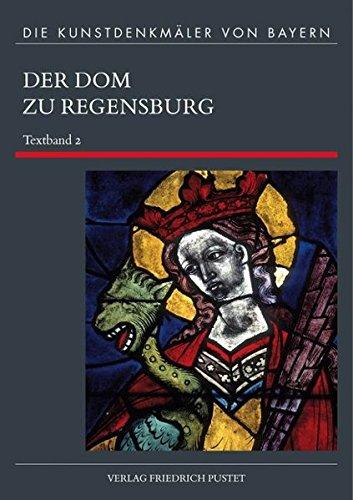 9783791723341: Der Dom zu Regensburg. Textband II