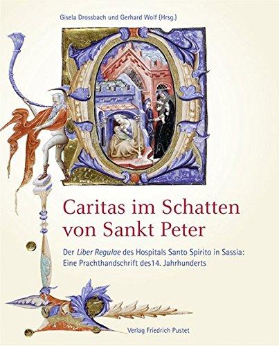 9783791726847: Caritas im Schatten von Sankt Peter