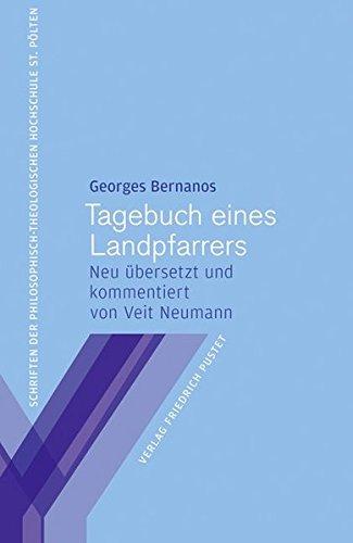 9783791727226: Tagebuch eines Landpfarrers: Neu übersetzt und kommentiert von Veit Neumann