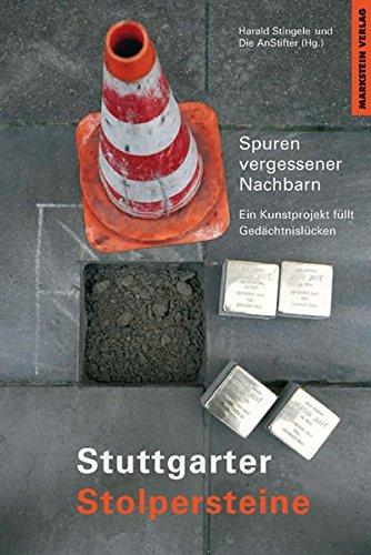 9783791880334: Stuttgarter Stolpersteine