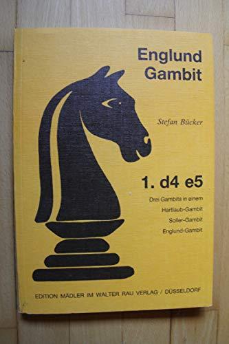 9783791903019: Englund Gambit 1. d4 e5