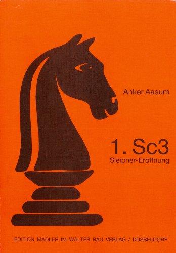 1. Sc3 Sleipner Eröffnung: Aasum, Anker