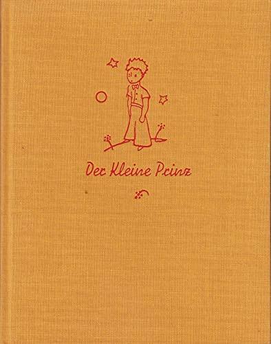 9783792000021: DER KLEINE PRINZ Mit Zeichnungen des Verfassers