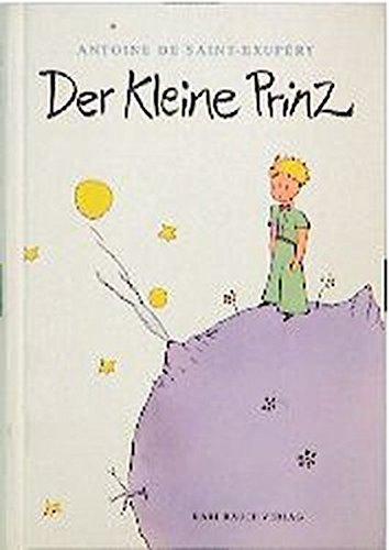 Der Kleine Prinz (Allemand): Antoine de Saint-Exupery