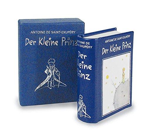 9783792000441: Der Kleine Prinz. Miniaturausgabe. Silberschnitt