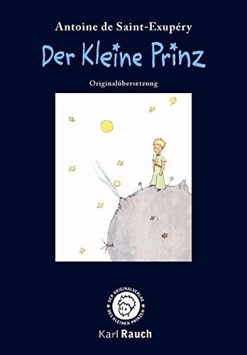 9783792000564: Der Kleine Prinz. Mini-Ausgabe: Originalübersetzung
