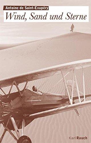 9783792000656: Wind, Sand, Sterne