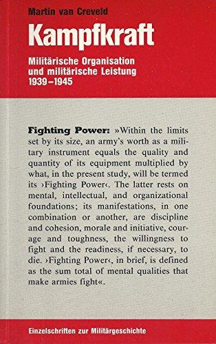 Kampfkraft: Martin van Creveld