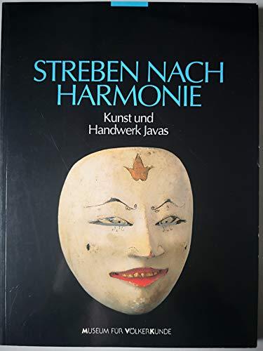 9783793006473: Streben nach Harmonie. Kunst und Handwerk Javas