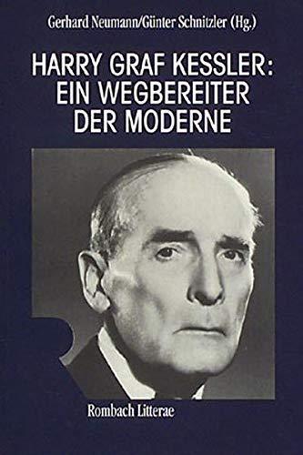 9783793091189: Harry Graf Kessler: Ein Wegbereiter der Moderne (Rombach Wissenschaften. Reihe Litterae) (German Edition)