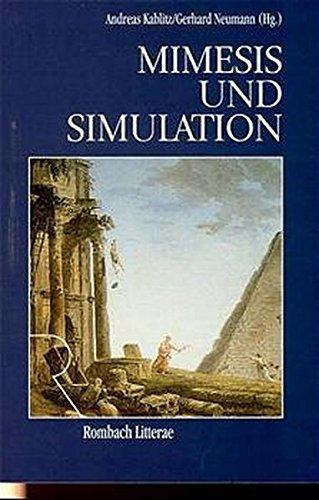Mimesis und Simulation: Andreas Kablitz