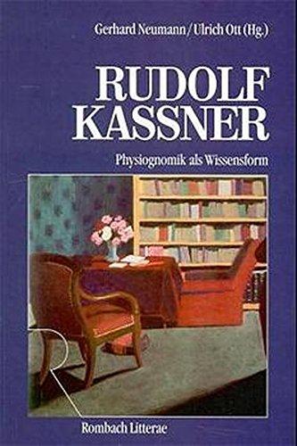 Rudolf Kassner: Gerhard Neumann