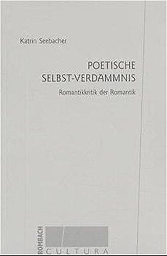 Poetische Selbst-Verdammnis: Katrin Seebacher