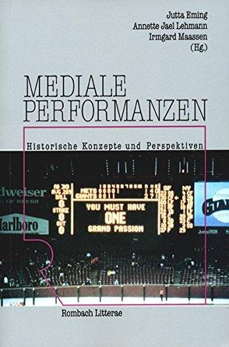 Mediale Performanzen: Jutta Eming