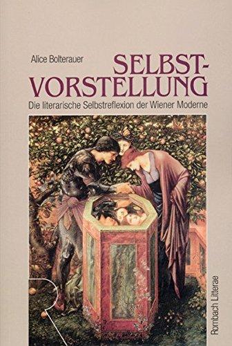 9783793093572: Selbstvorstellung: Die literarische Selbstreflexion der Wiener Moderne