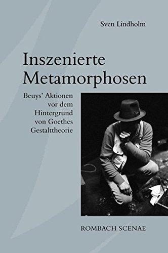 Inszenierte Metamorphosen: Sven Lindholm