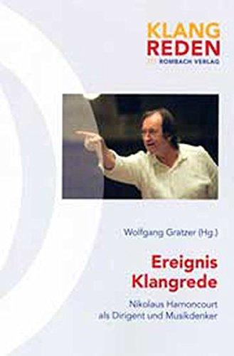 Ereignis Klangrede: Wolfgang Gratzer