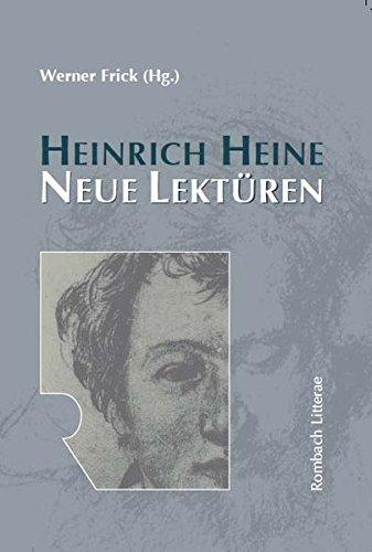 9783793096535: Heinrich Heine. Neue Lekt�ren