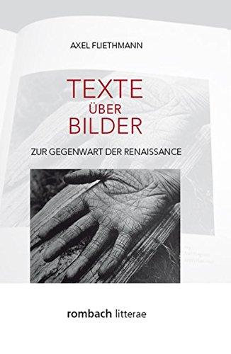 Texte über Bilder: Axel Fliethmann