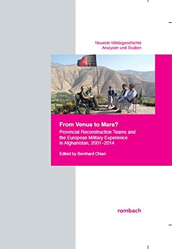 From Venus zu Mars? Provincial Reconstruction Teams and the European Military Experience in ...