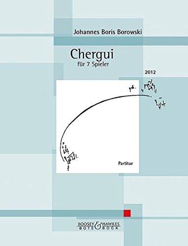 Chergui: Johannes Boris Borowski