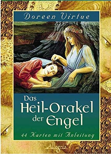 9783793420170: Das Heilorakel der Engel. 44 Orakel-Karten