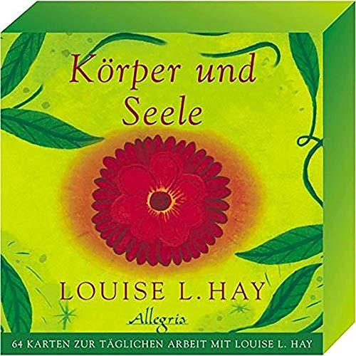 9783793420477: Körper und Seele: 64 Karten zur täglichen Arbeit mit Louise L. Hay