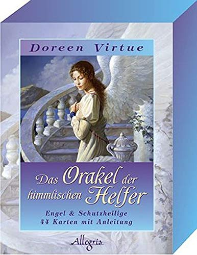Das Orakel der himmlischen Helfer : Engel und Schutzheilige - Doreen Virtue