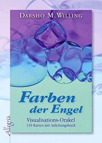9783793421474: Farben der Engel - Visualisation Oracle: A 110-Card Deck and Guidebook