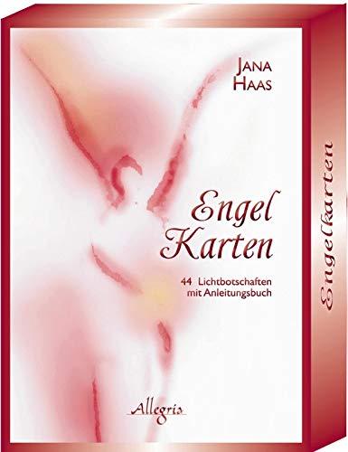 9783793421504: Engel Karten: 44 Lichtbotschaften mit Anleitungsbuch