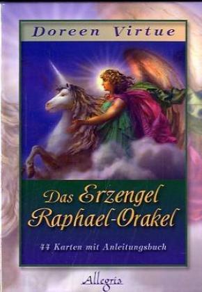 9783793422037: Das Erzengel Raphael-Orakel (Kartendeck)