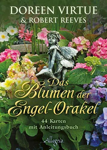 9783793422686: Das Blumen der Engel Orakel: 44 Karten mit Anleitungsbuch