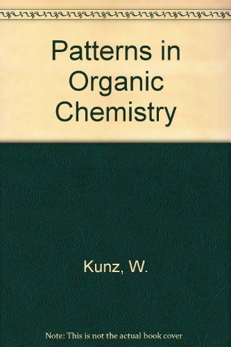 9783794034550: Patterns in Organic Chemistry (Informationssysteme)