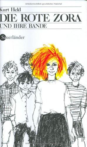 9783794101221: Die rote Zora und ihre Bande. ( Ab 12 J.).