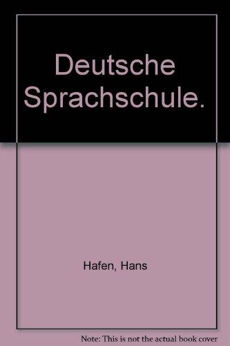 9783794102570: Deutsche Sprachschule.