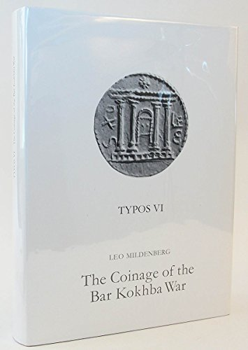 9783794126347: The Coinage of the Bar Kokhba War, Typos VI