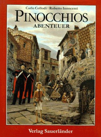 9783794130559: Pinocchios Abenteuer. (Ab 8 J.)
