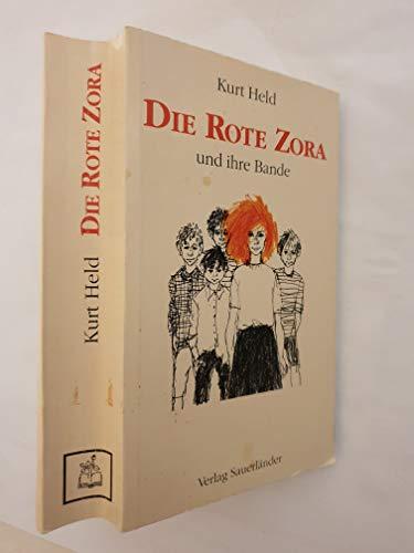 9783794133864: Die rote Zora und ihre Bande