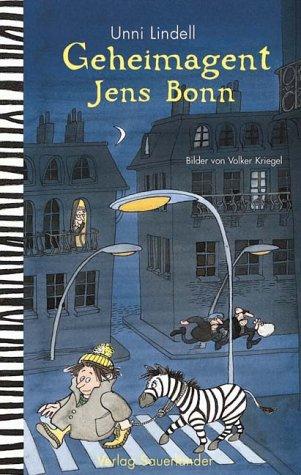 Geheimagent Jens Bonn: Lindell, Unni: