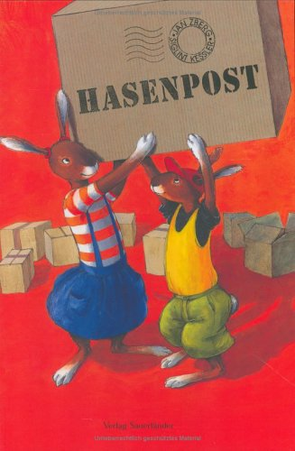 Hasenpost    Cover