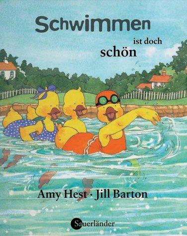 9783794149551: Schwimmen ist doch schön