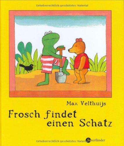 9783794149995: Frosch findet einen Schatz