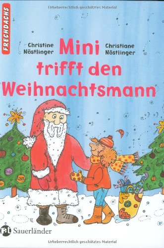 9783794161133: Mini trifft den Weihnachtsmann