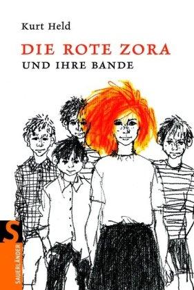 9783794161300: Die rote Zora und ihre Bande