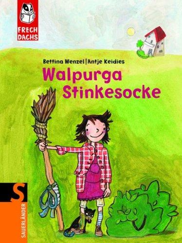 9783794161553: Walpurga Stinkesocke